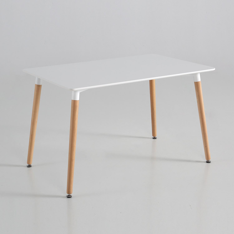 Mesa eco comedor blanca | Muebles baratos online