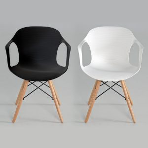 027-Sillon-Negro-y-Blanco-Frontal