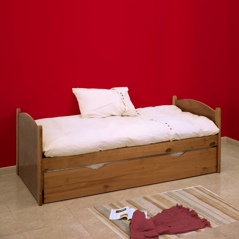Cama nido color miel | Muebles baratos online