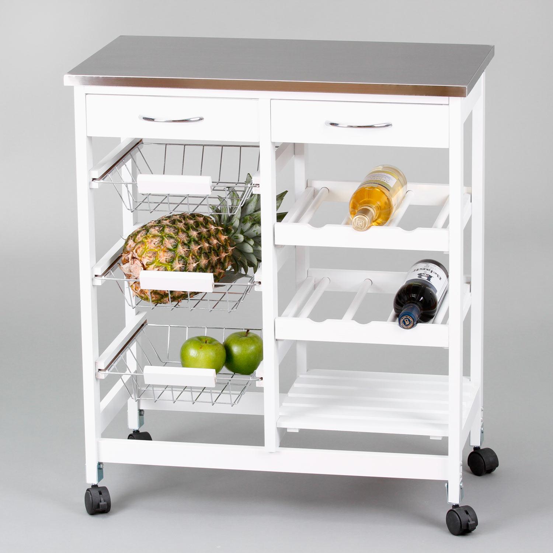 carro de cocina completo inox muebles baratos online