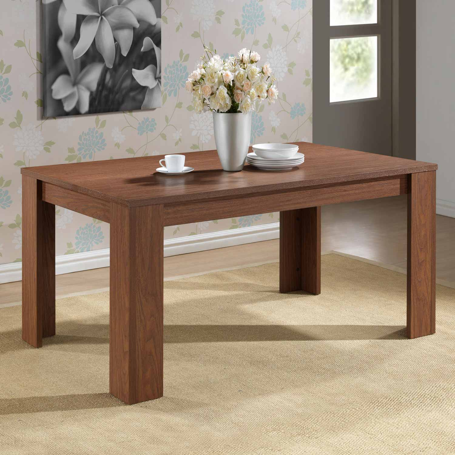 Mesa comedor Deysi Maple o Nogal