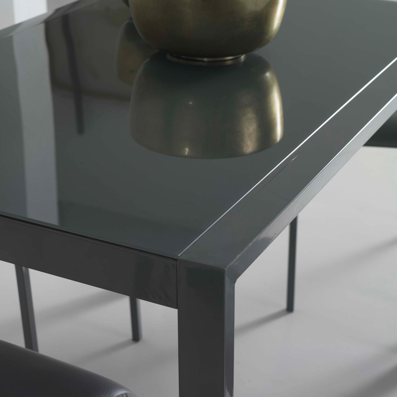 Conjunto de mesa y 4 sillas alfa en colores | Muebles baratos online