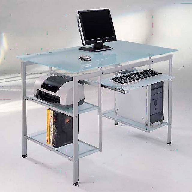Muebles para ordenador ikea idea creativa della casa e for Muebles de escritorio baratos