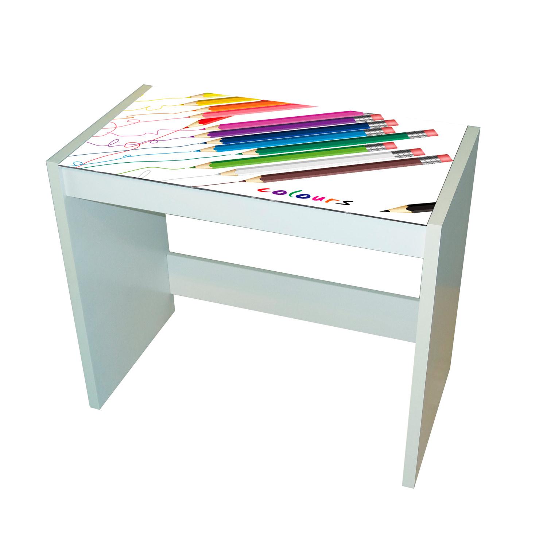Mesa para estudio lapiceros muebles baratos online for Mesas de estudio de diseno