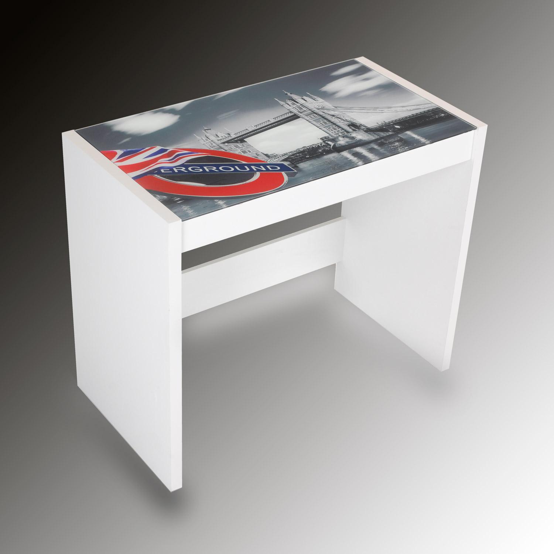 Mesa para estudio dise o london muebles baratos online for Mesas diseno online