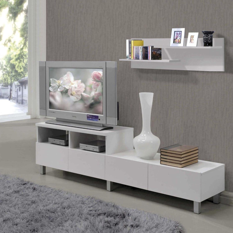 Sal n oslo blanco muebles baratos online for Salones completos baratos