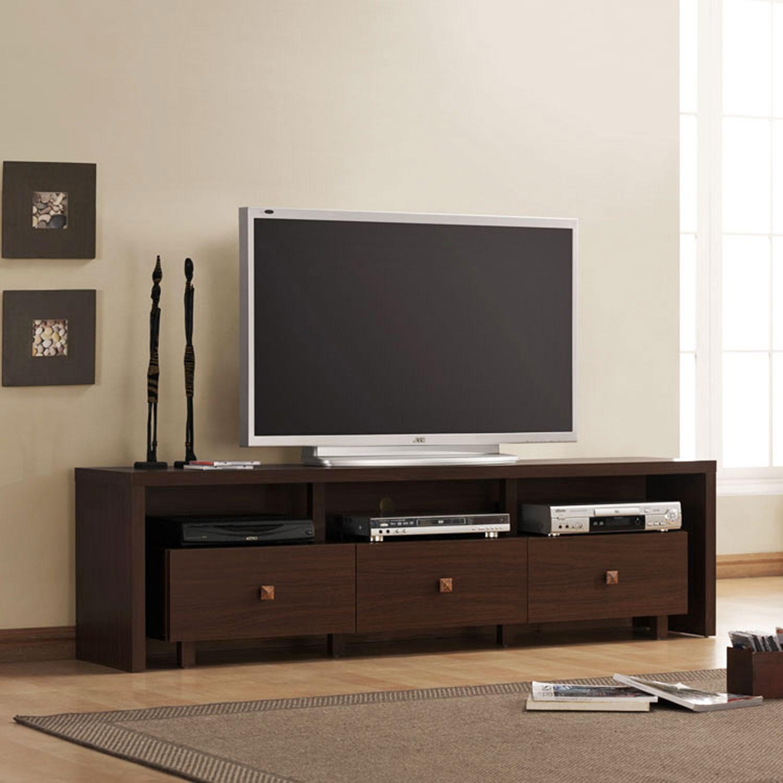 Mueble de televisi n xira 3 cajones muebles baratos online for Cajones para muebles