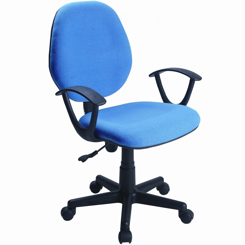 Silla de estudio y oficina azul muebles baratos online - Sillas para estudio ...