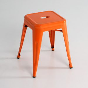 Taburete-bajo-metal-color-naranja-5020519002