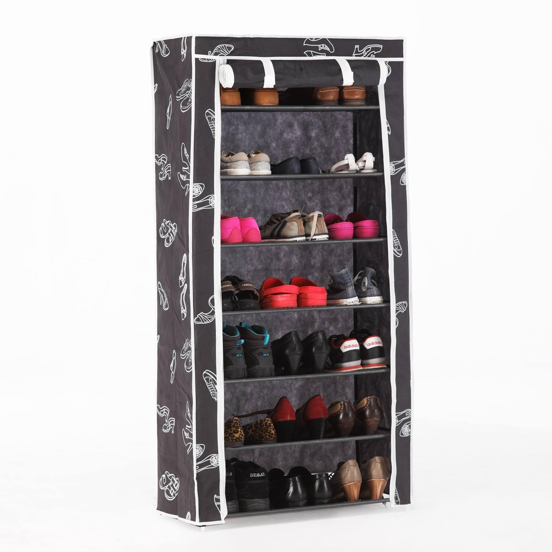 Zapatero armario de tela muebles baratos online for Zapatero grande barato