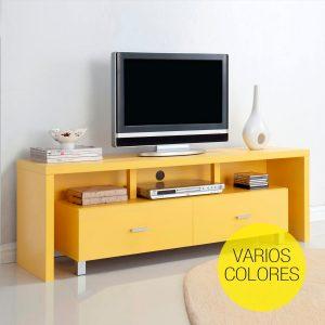 mesa-de-television-2-cajones-colores