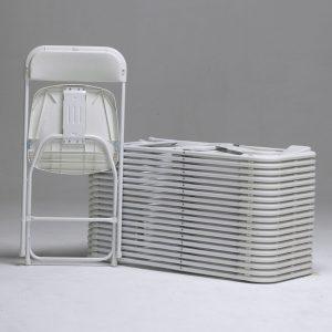 silla de PVC acabado en blanco -5020015005-2